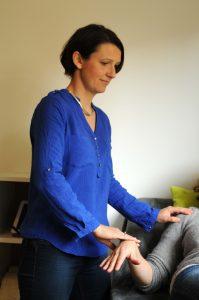 Audrey Vigouroux, kinésiologue de GoKinésio, pour une santé naturelle