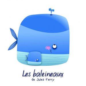 Les Baleineaux de Jules Ferry
